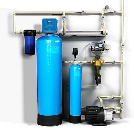 Чем вредна вода с железом и почему нужно делать обезжелезивание воды