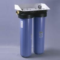 Atoll A-22BE r - фильтр механической очистки + умягчение (смола) для холодной воды