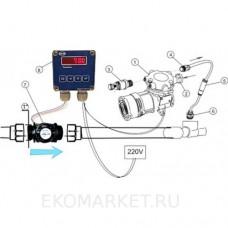 Датчик Холла и счетчик импульсов - наиболее надежная система запуска компрессора